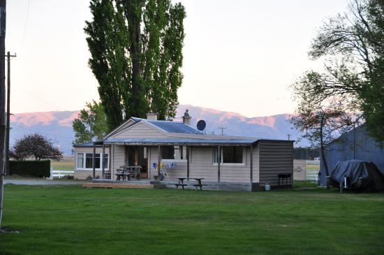 Twizel, New Zealand: Cottage