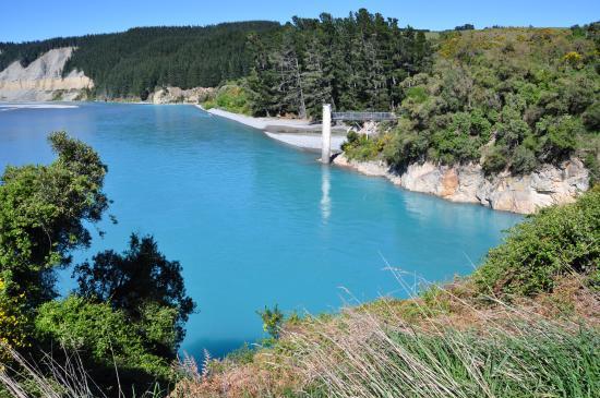 Twizel, New Zealand: onderweg naar Omahau Downs