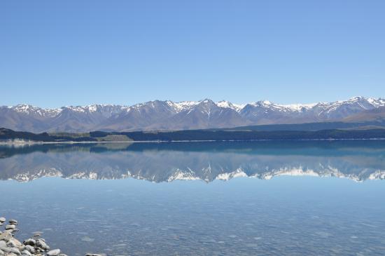 Twizel, New Zealand: Lake Tekapo