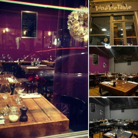 Vinevietable paris restaurant reviews phone number for Table 52 chicago tripadvisor