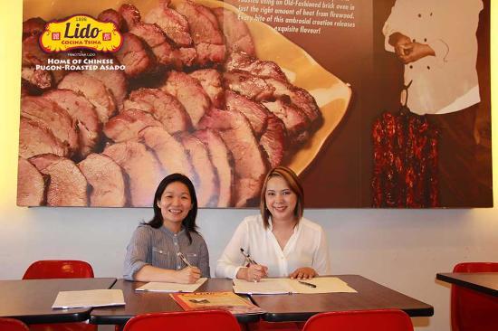 Lido Cocina Tsina Naga Branch Las Pinas