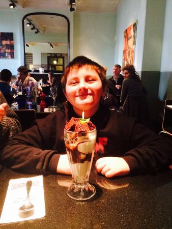 Happy Birthday Boy Picture Of Pizza Express Live Maidstone Maidstone Tripadvisor