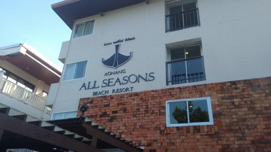 Aonang All Seasons Beach Resort Foto