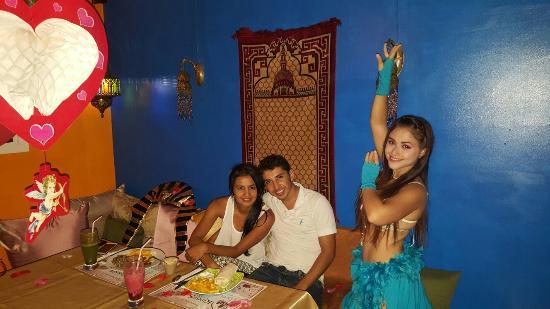 Kibbes fusion restaurante arabe picture of kibbes fusion for Barrio ciudad jardin cali