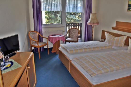 Hotel Eisenberger Hof: Doppelzimmer