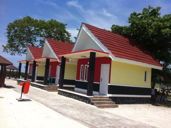 Kelapa Island, Индонезия: Cottage mini resort at Royal Island - Kepulauan Seribu Indonesia
