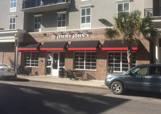 jimmy john s mobile 62b s royal st restaurant reviews photos rh tripadvisor com