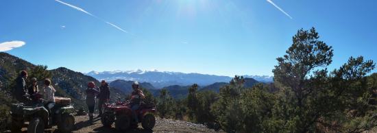 Cotopaxi, Колорадо: The View!!