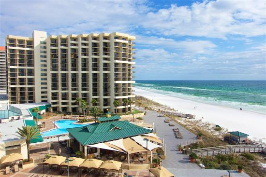 Hilton Sandestin Beach Golf Resort Spa View From Tower Room