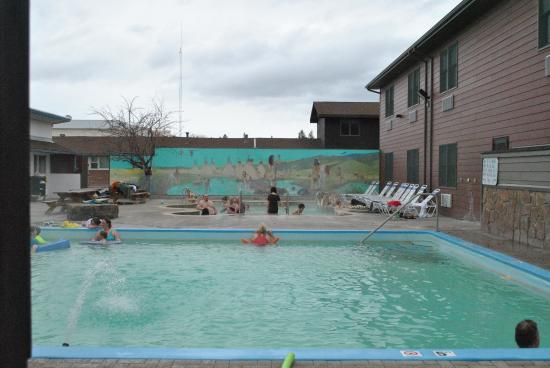 Spa Hot Springs Motel Montana