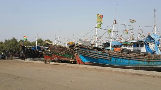 Image result for sewri jetty