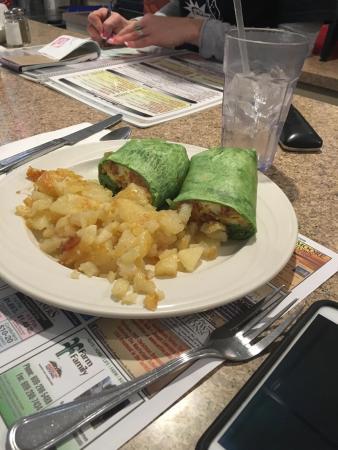 Wisdom Diner: Had a great Valentines Breakfast