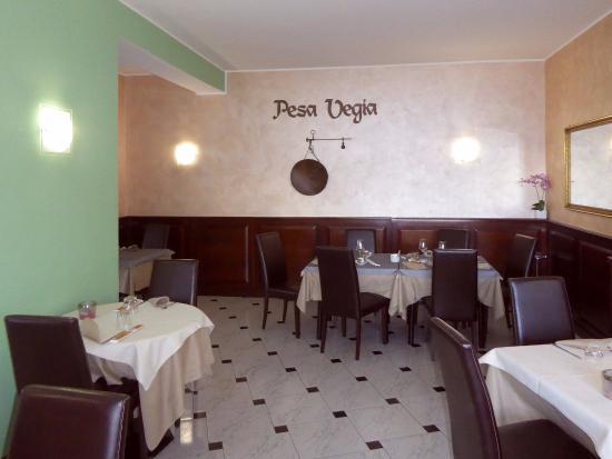 arredamento minimalista - foto di pesa vegia il ristorante di ... - Arredamento Minimalista