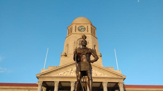 ‪Pretoria City Hall‬