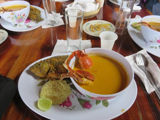 Restaurante El Viajero: un régal