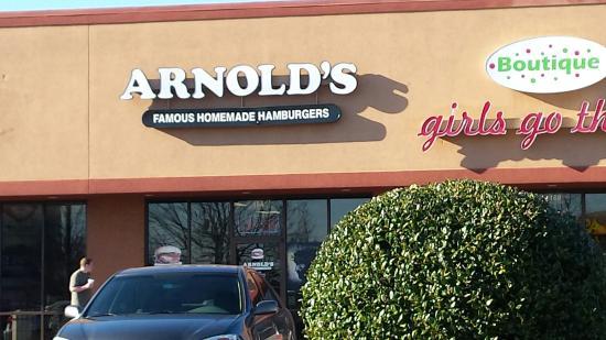 Anderson, Carolina Selatan: Arnold's Famous Hamburgers