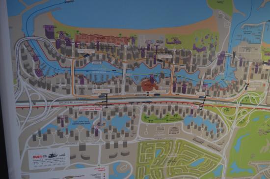 Дубай марина карта виллы в швейцарии