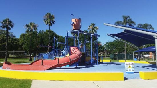 Maitland, Australia: Splash Pad
