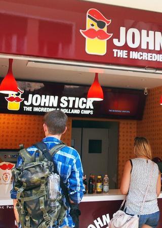John Stick Rimini