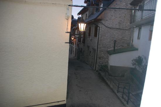 Apartamentos Fidalgo : Vista desde la ventana