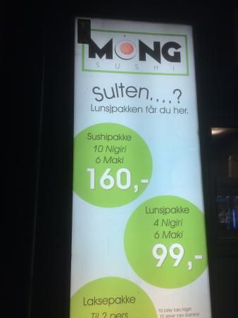 Mong Sushi
