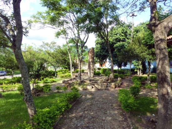 Praça Nossa Senhora da Medianeira - Mata, Rio Grande do Sul