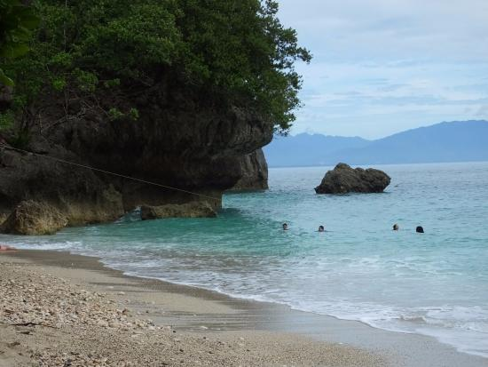 how to go to samal island from davao city
