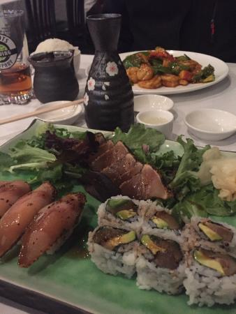 Tokyo Asian Restaurant: Best sushi and Asian fare around!!