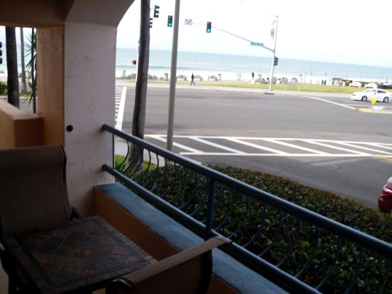 Tamarack Beach Resort and Hotel: Partial Ocean View Hotel Private Patio