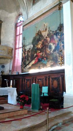 Piscina Sant Alvise Venezia.Chiesa Di Sant Alvise Altar Foto Di Chiesa Di Sant Alvise
