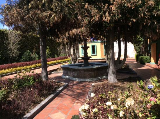 Real Hacienda Santo Tomas: Jardines