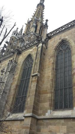 Frauenkirche Esslingen: esterno