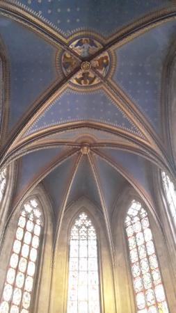 Frauenkirche Esslingen: interno