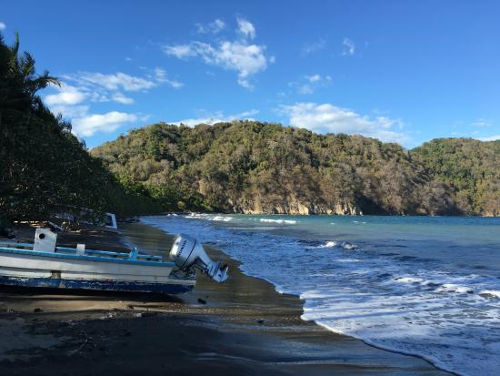 Nicoya, Costa Rica: Curu National Wildlife Refuge Beach