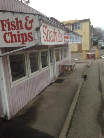 British Fish & Chips-Shady