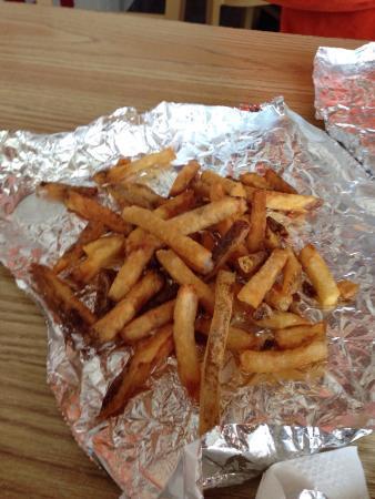 Knightdale, North Carolina: Best Fries!