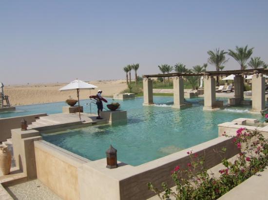 beautiful pool area picture of bab al shams desert resort spa rh tripadvisor com
