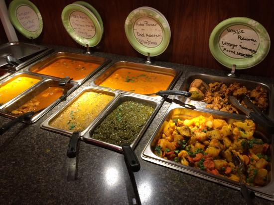 lunch buffet picture of jewel of india restaurant seattle rh tripadvisor co nz
