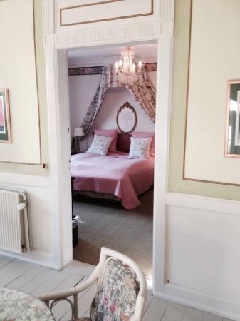 Dronninglund, Dinamarca: Kig ind på værelse 24