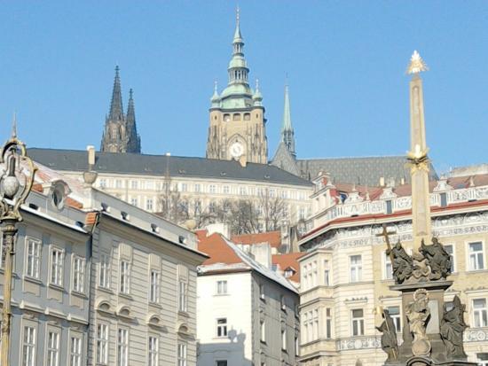 Prague, Czech Republic: Собор святого Витта