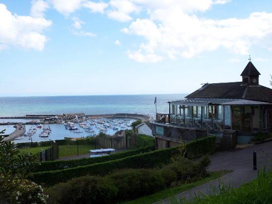 Hix Oyster & Fish House: Beautiful setting