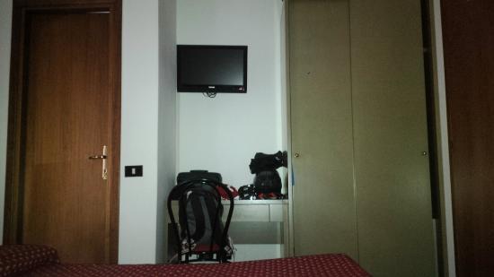 Porta Camera da letto - Bild von Hotel Pineta, Ponte di ...