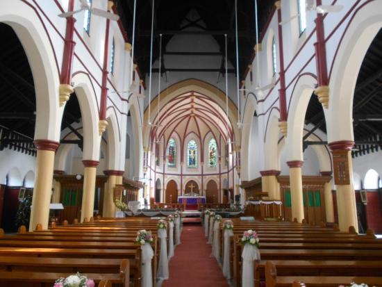 Holy Trinity Cathedral : Holy Trinity Anglican Church