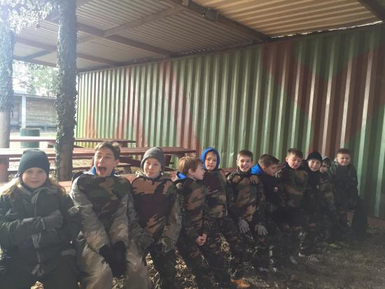 Paintball Commando: My 10yr old loved his paintball party!!! Highly recommended!!