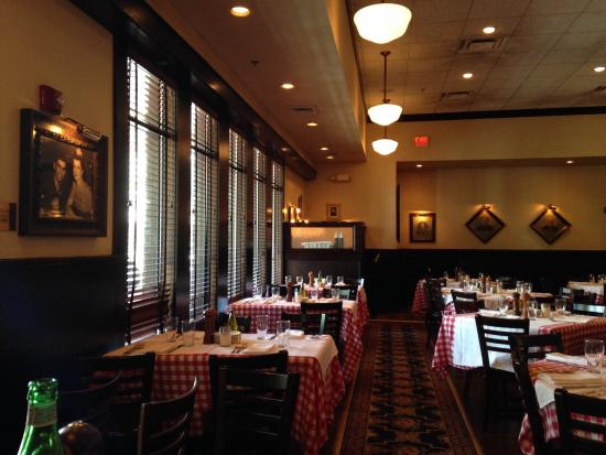 Visit Maggiano's at Pointe Orlando for scratch-made Italian food in Orlando, just like Nonna used to make. Join us for brunch, lunch, or dinner and savor the rich flavors of Littly Italy, or enjoy a quick antipasti and glass of wine during happy hour!Location: International Dr, Orlando, , FL.