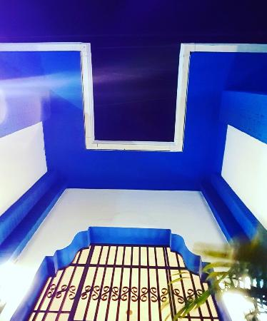 La Posada Azul: Posada Azul. Excelente lugar para descansar