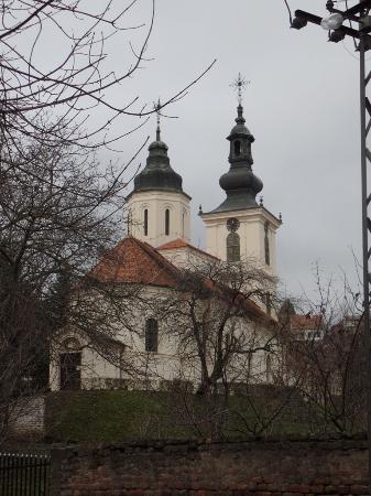 Sremski Karlovci, صربيا: Церковь Пресвятой Богородицы