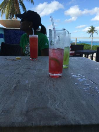 Pascal's at Cape Eleuthera: Sammy's specials!!!