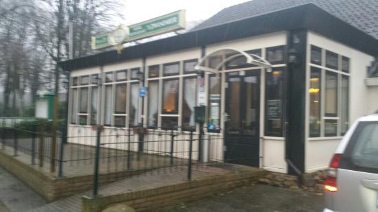 Gieten, Holandia: Hotel-Café-Restaurant Het Zwanemeer