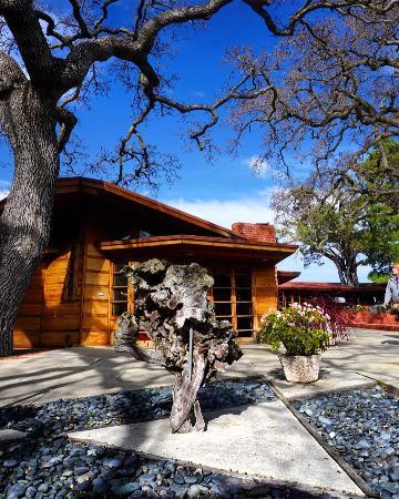 Palo Alto, CA: Hanna House